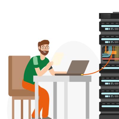 відкрити фірму-оператора/провайдера послуг фіксованого проводового інтернету